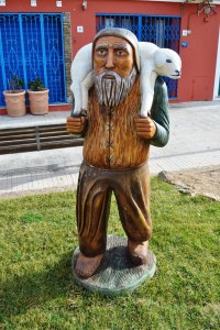 Presepe di Stintino - 2014 - Il Buon Pastore
