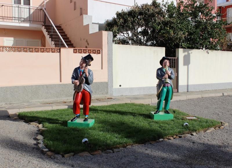 Il Presepe di Stintino - 2014 - I Musicanti