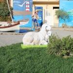 42 - Pecora con agnellino - Angelo Schiaffino