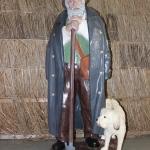 50 - Pastore con cane - San Germano Srl